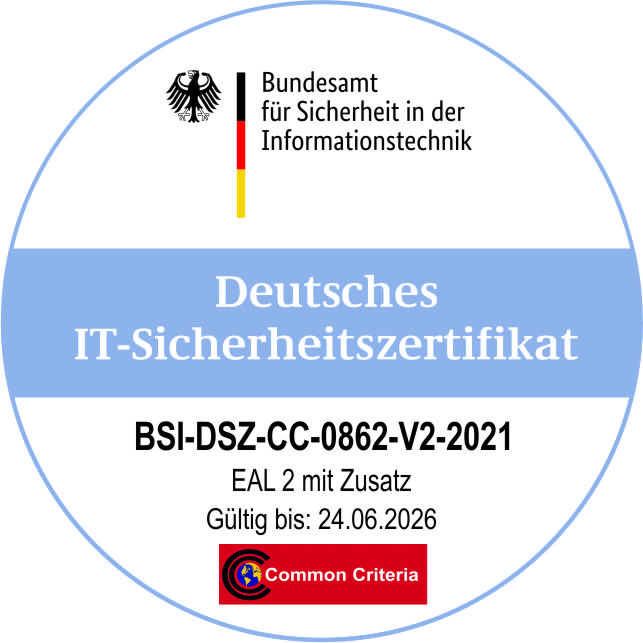 Security Certificate for Online Elections